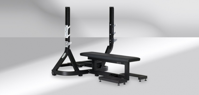 Скамья Оlympic Flat Bench